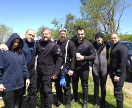 Getting PADI Open Water Certified In NJ