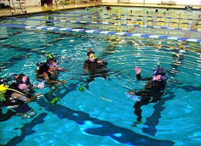 Scuba Diving Schools Warren County