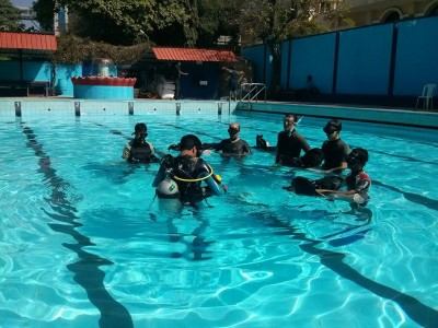 Scuba Diving Certification Union County
