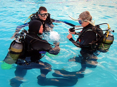 Scuba Diving Certification Sussex County