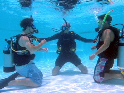 Scuba Diving Certification Middlesex
