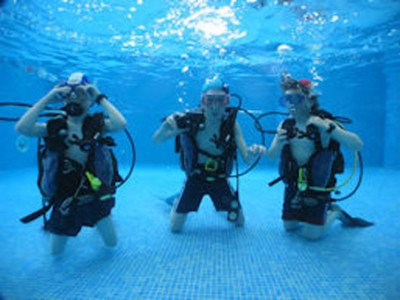 Scuba Diving Classes Cape May County