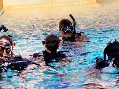 Scuba Diving Certification Cape May County