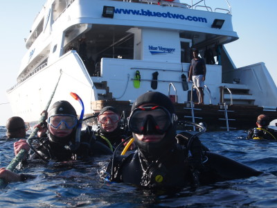 Red Sea Scuba Diving Trip 2013