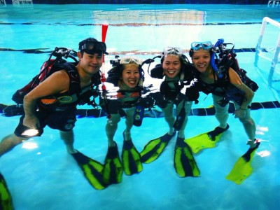 Scuba Diving Classes Atlantic County