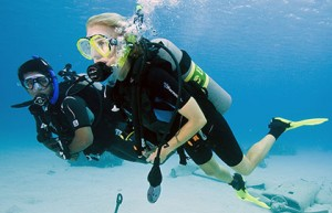 Scuba Diving Classes Burlington County