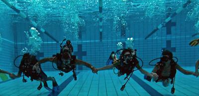Scuba Diving Lessons Millburn NJ