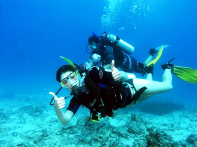 My World That Is Scuba
