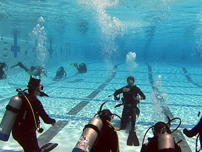 Scuba Diving Classes Gloucester County