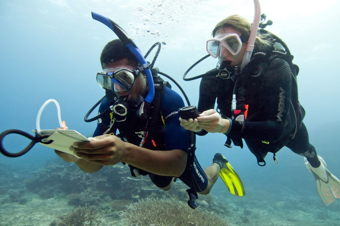 underwater navigation specialty course nj