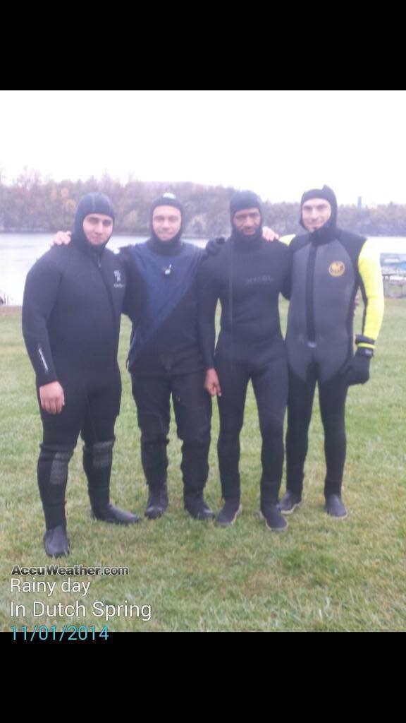 Padi Scuba Diving Certification Morris County Nj