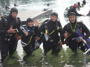 Open Water Diver Class Part 2-Dutch Springs Weekend