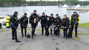 Open Water Diver Class Part 2-Dutch Springs Weekend